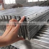 2016 Professional factory wholesale High Quality Q235 Q235 Hot rolled Mild Steel u channels