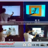 32 inch IR LCD TV touch screen overlay, 10 points industrial IR touch screen panel for monitor, Infrared touch screen frame
