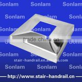 stainless steel balustrade fitting,stainless steel balustrade accessories,stainless steel balustrade parts