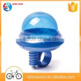 Top quality wholesale soft plastic bicycle gas bell custom sound bike horn
