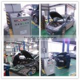 Car engine washing machine by oxygen hydrogen, portable dry wash equipment, cleaning equipmet for car