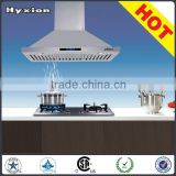 2015 hot selling CE approval copper island range hood prices