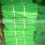 China 100% HDPE construction safety nets
