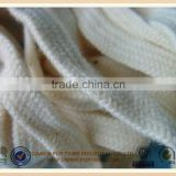 Hollow flat 100% T/C polyester cotton cord