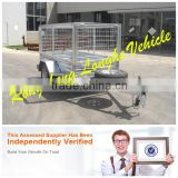 2014 Heavy Duty Single/Tandem Axle Utility Box/Cargo Trailer                                                                         Quality Choice