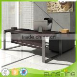 Exclusive Office Furniture Desk Stainless Steel Office Desk Black Buy China Office Furniture Price