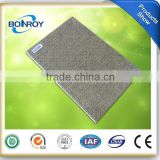 fiberglass acoustic panel/sound absorbing wall panel/interior decorative acoustic panel 100kg/m3