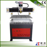 China cnc router mini 1.5kw step motor circuit board making machine 600*600mm