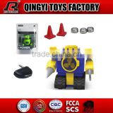Battery operated toy robot QY9307 smart mini toy robot rontrolled by smart phone for kids
