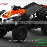 atv with tracks atv with snow plows rubber track atv (Direct factory)