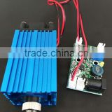 Focusable 1.4W 462nm Blue Laser Diode Module for Engraving Dot/Line/Cross
