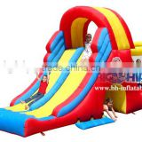 OEM New design inflatable castle,backyard inflatable castle slide ,inflatable bouncer for kids game