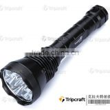 outdoor flashlight promotional products Hunting Lights rechargeable torch power beam Torch Light Manufacturer Supplier