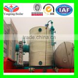 Eco Saving Organic Heat Carrier Heat Insulation for Sawdust Boiler Waste Heat Recovery Boiler