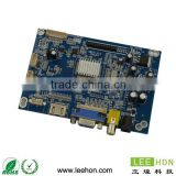 VGA/DVI/HDMI lcd AD board for industrial application