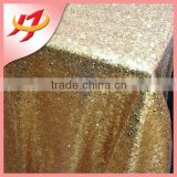 wholesale custom 2015 new decoration wedding rose gold sequin tablecloth