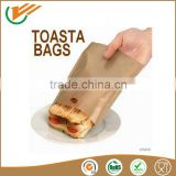 China manufacturer teflon wholesale popcorn oven grill bags