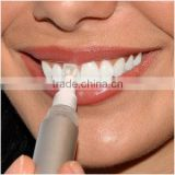 Most popular stain remove pen tooth whitening portable pen 2ml silver model or plastic model