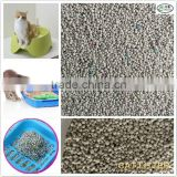 Dust Free Clumping kitty litter /Bentonite Cat litter for Pet cleaning Toilet Odor control