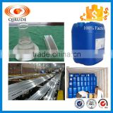 High efficiency degreasing agent for pre-treatment of aluminum