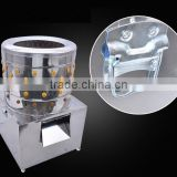 New chicken machine clean feather plucker used dehairing machine for sale/chicken feet peeling