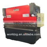 new chinese hydraulic sheet metal press brake WC67Y 250/6000