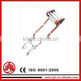 Folding aluminum fire safety rope ladder from Chinese manufacturer