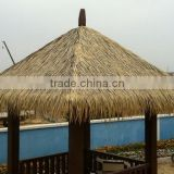 pavilion synthetic thatch roof for waterproof,sunproof, good quality synthetic thatch roof ,