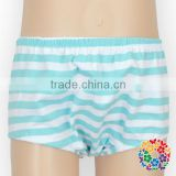 Fashionable And Style Varied Denim Fabric Baby Shorts 100% Organic Baby Pants Wholesale Baby Bloomers