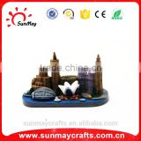 Wholesale custom 3d architectural models of famous buildings for sale