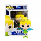 (Hot selling)POP figure toys PVC action figure Latest Tinker Bell doll Good quality POP action figures