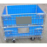 Wire Mesh Container(with castors)