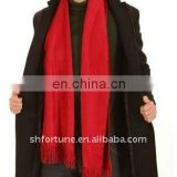 100% cashmere scarf--china men's winter napping silk long scarf