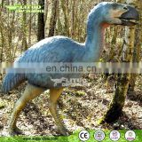 Simulation Animal Animatronic Dodo Bird Prehistroic Animal