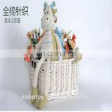 Hand Knitted Dragon soft toy 100% pure Crochet knit Toys and Dolls Manufacture wholsesale price
