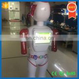 Agv Robot For Restaurant /automatic Robot Waiter For Serving Meals
