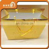 custom printed raw materials of paper bag beijing