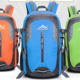Hiking backpack, camping backpack OEM Outdoor Backpack, Customized backpack