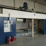 Italy CMS ARES48 4 axis Machining Center