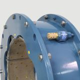 Air tube expand clutch for heavy-duty equipment