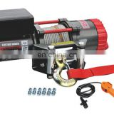 Manufacturer various lb winch 6000 lb 12v electric winch for sale