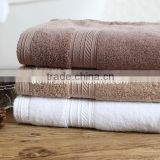 high quality home textile hotel textile cotton terry bath towel sets