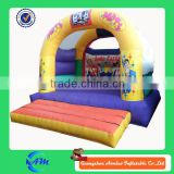 party use happy inflatable bouncer bouncy castle small bounce house for sale