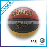 Factory Wholesale PU Custom Leather Basketball ball Cheap Price for Sale