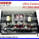 hot seller AC 35w super-slim canbus hid kit