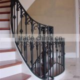 Classic Design Outdoor Metal Stair Railing