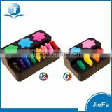 Multi Color Wax Custom Model Shaped Crayon