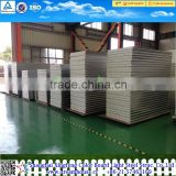 High quality sandwich panel/Galvanized steel insulation EPS sandwich panels/EPS sandwich panel for roof sand wall