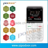 2016 cdma senior phone support SIM card, SOS, GPS, heart rate, oxygen in blood, pedometer, cdma senior phone
