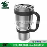 Epic Insulated Travel Tumbler Cup - Stainless Steel Double Wall Vacuum Thermos Coffee Cup & Mug with BPA free